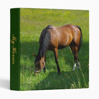 Horse #1 binder
