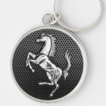 Horse 1 Key Ring and Key Chain