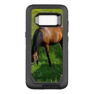 Horse #1 OtterBox defender samsung galaxy s8 case
