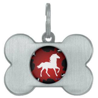 HORSE 1 PRODUCTS PET NAME TAG