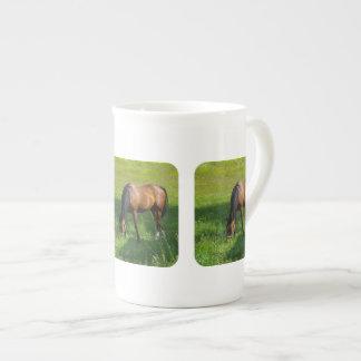 Horse #1 tea cup