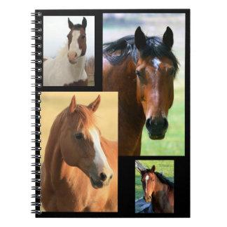 Horse 3 notebook