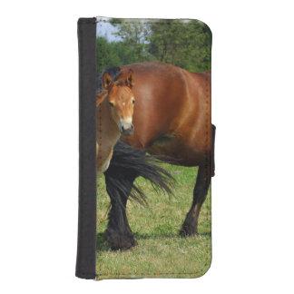 horse-47 fundas tipo cartera para iPhone 5