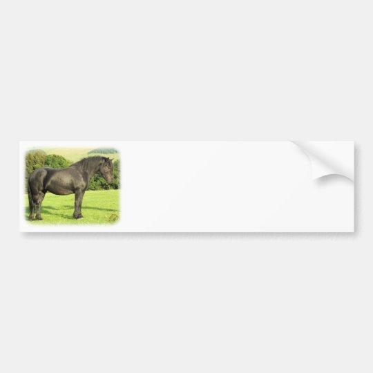 Horse 9A53D-20 Bumper Sticker