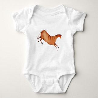 Horse a la Altamira Baby Bodysuit