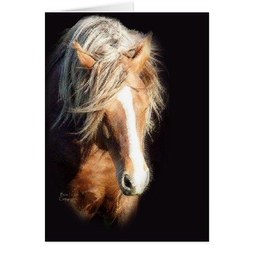 Horse Against Black Card