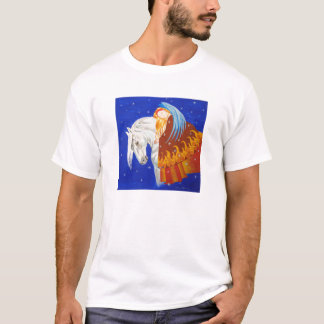 Horse and Angel T-Shirt