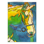 Horse and Bridle Cards
