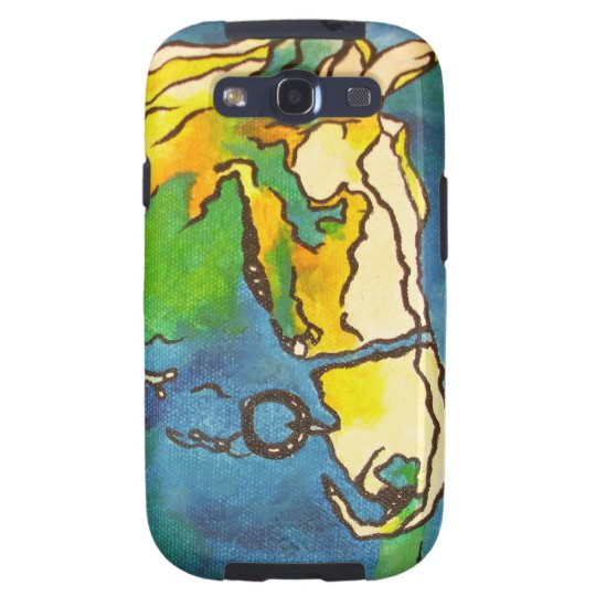 Horse and Bridle Samsung Galaxy SIII Case