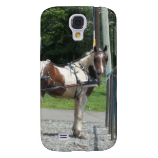 Horse and Buggy Galaxy S4 Case