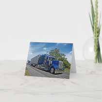 Horse and Buggy Express Note Card