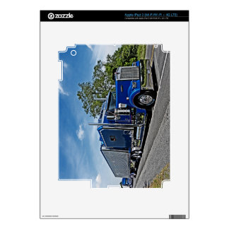 Horse and Buggy Express Tablet Skin iPad 3 Skins