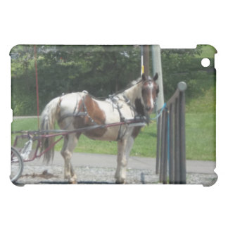 Horse and Buggy Case For The iPad Mini
