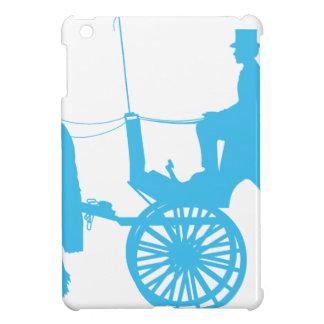 Horse and Buggy iPad Mini Case