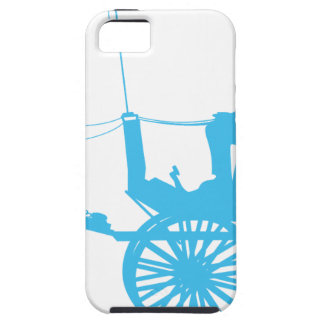 Horse and Buggy iPhone SE/5/5s Case