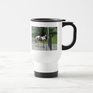 Horse and Buggy Mugs