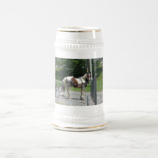 Horse and Buggy Mug