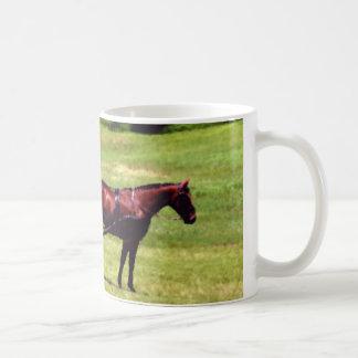 Horse and Carriage Coffee Mug