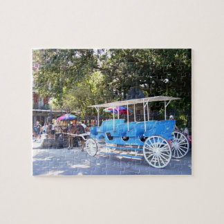 Horse and Carriage Puzzle
