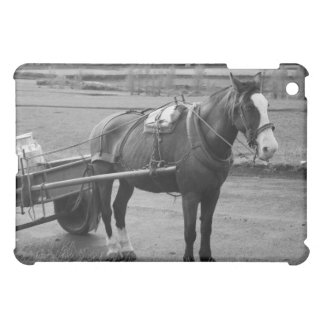 Horse and Cart iPad Mini Cases