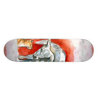 Horse and Cat Skateboards