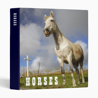 Horse and chapel binder