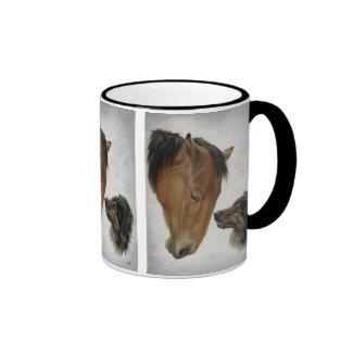 Horse and Dog Mug