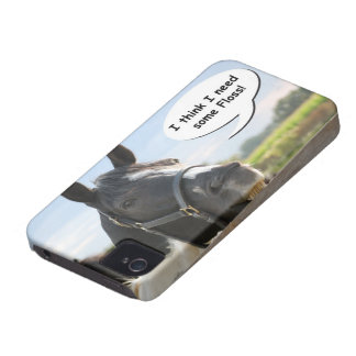 Horse and Floss Case-Mate iPhone 4 Case