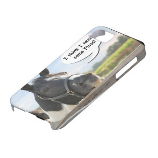 Horse and Floss iPhone SE/5/5s Case