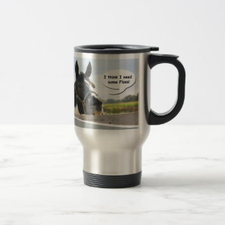 Horse and Floss Travel Mug