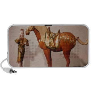 Horse and groom, Tang Dynasty PC Speakers
