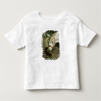 Horse and kittens, 1890 toddler t-shirt