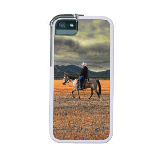 HORSE AND RIDER CASE FOR iPhone SE/5/5s