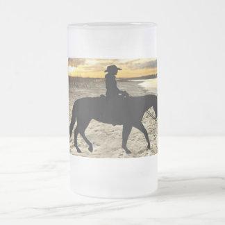 Horse and Rider Mug