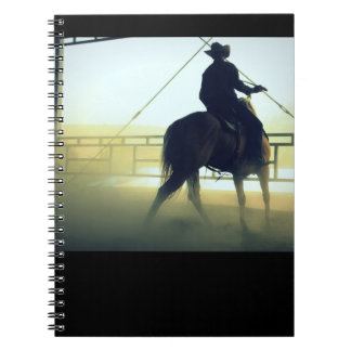 Horse and Rider Notebook