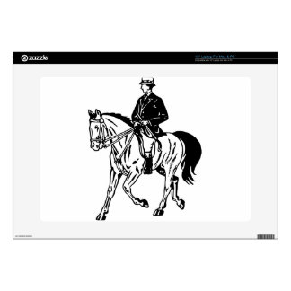 Horse and Rider Skins For Laptops