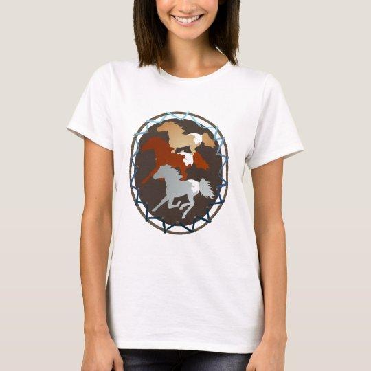 Horse and Shield Shirts
