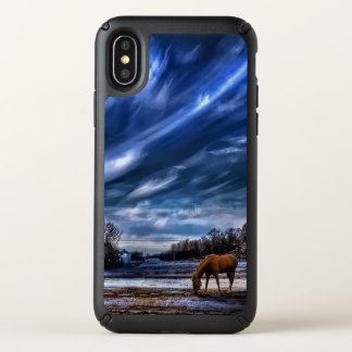 Horse and Sky Speck iPhone X Case