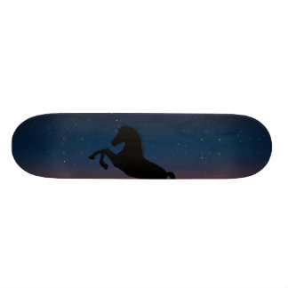 Horse Animal Nature Skateboard