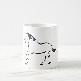 Horse Art Coffee Mug