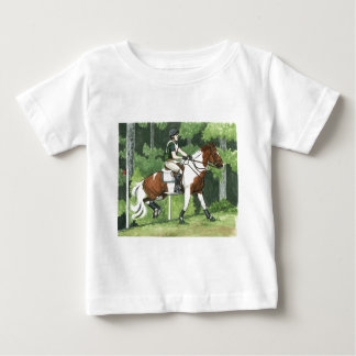 HORSE ART Cross-Country Up the Steps Eventing T Shirt