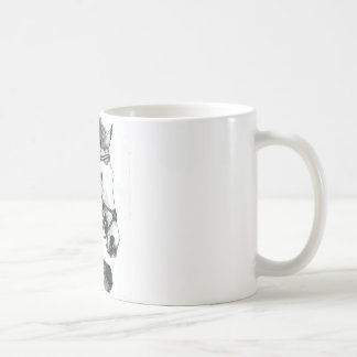Horse Art EXTREME EVENTING Coffee Mug