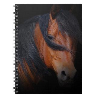 Horse Art Note Book