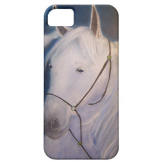 Horse art painting iPhone SE/5/5s case