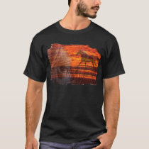 Horse Art:   Wildfire T-Shirt