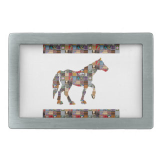 HORSE Artistic Collection Patches FUN NVN477 gifts Belt Buckle