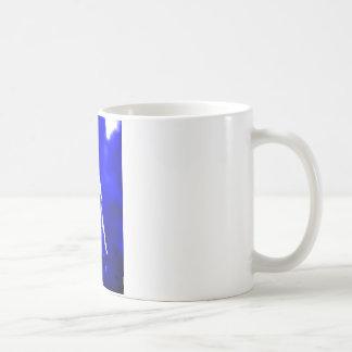 Horse At Night - Horse In Moonlight Coffee Mug