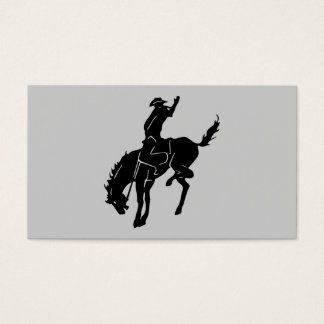 Horse At The Rodeo Business Card