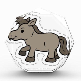 HORSE ACRYLIC AWARD