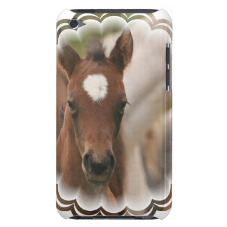 Horse Baby  iTouch Case Barely There iPod Cover